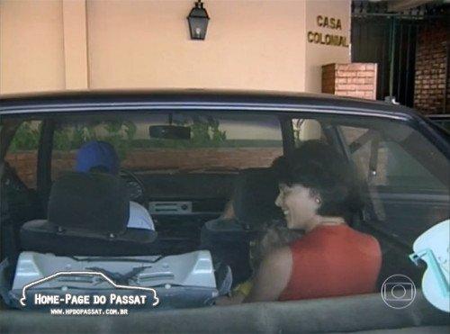 Cássia Eller no Passat