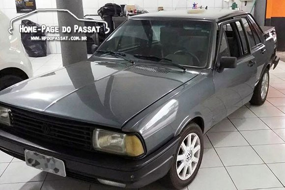 Passat Pick-up cabine dupla 1982