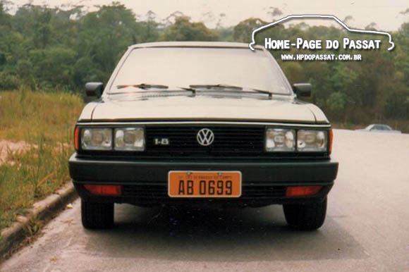 Passat GTS Pointer 1987