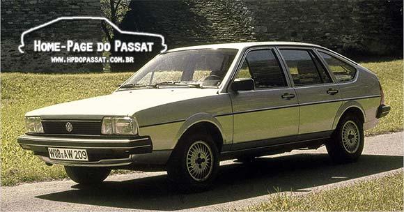 Passat B2 fastback