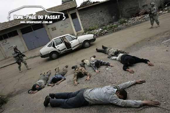 Passat Iraque