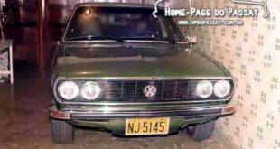 Passat TS 1977 - Ronnie Oyama