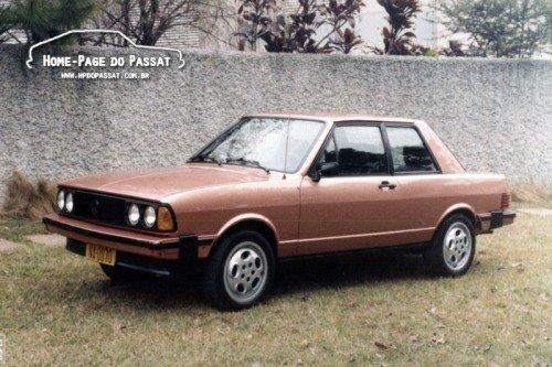 Passat Dacon 180D 1981