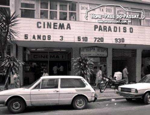 Cinema 1, Copacabana, Rio de Janeiro - 1990