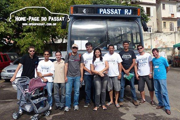 Formalização do Passat Clube - RJ