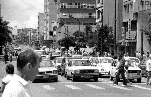Fotos antigas de Curitiba
