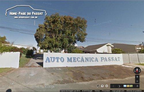 Auto Mecânica Passat (créditos: Google Street View)