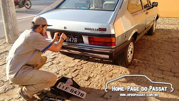 Passat GTS Pointer 1984
