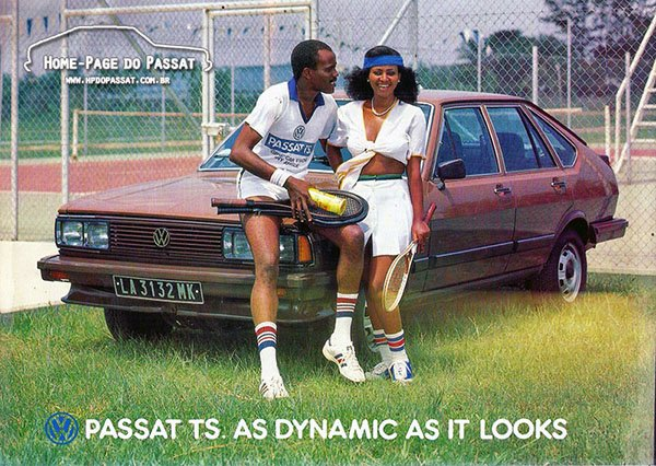 Passat TS 1985 - Nigéria