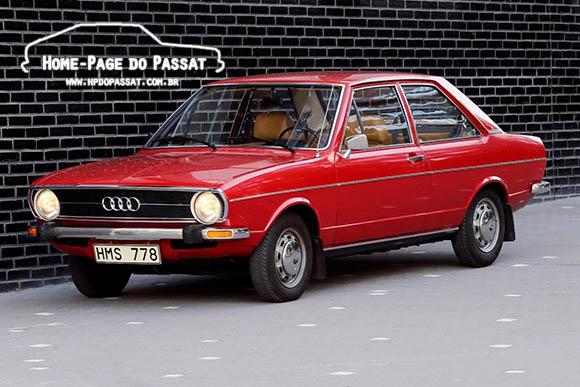 Audi 80 1974