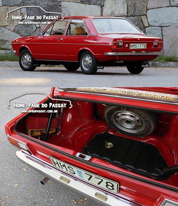 Audi80 L 1974