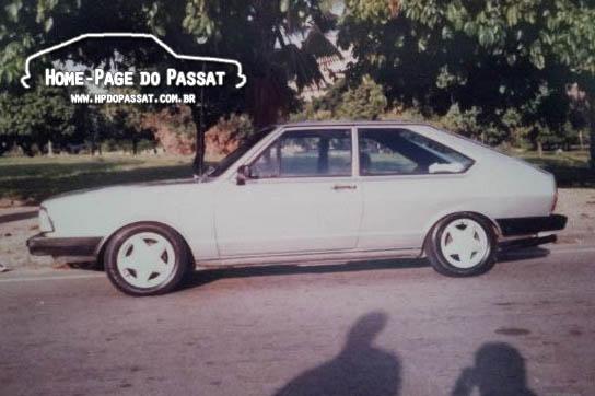 Personalização de época: Passat LS 1981