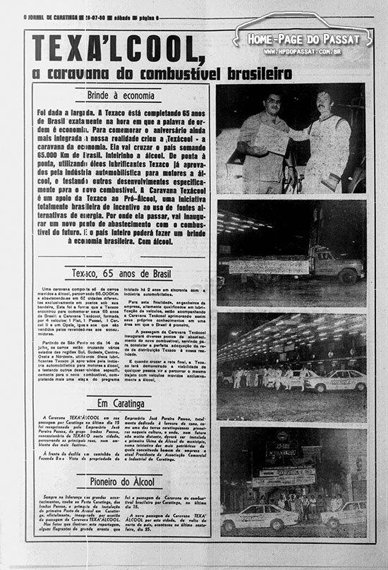 Jornal de Caratinga - 28 de julho de 1980