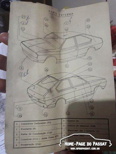 Controle de Qualidade VW