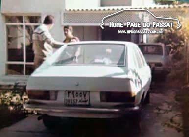 Passat 1978 no Iraque
