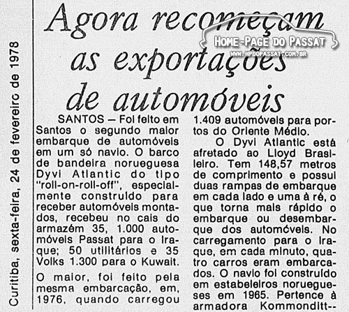 Diário do Paraná - 24/02/78