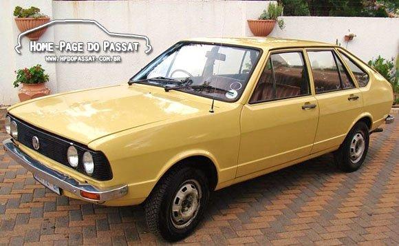 Passat 1.3 1977 - África do Sul