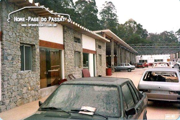 Passat Dacon