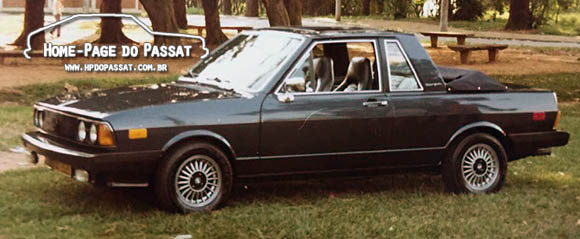 Passat Dacon Targa 1981