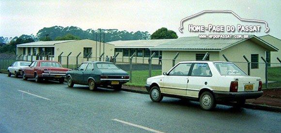 Fotos antigas de Ponta Grossa
