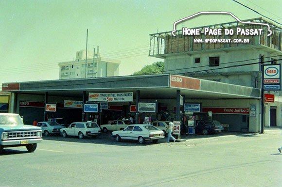 Foto antiga de Ponta Grossa