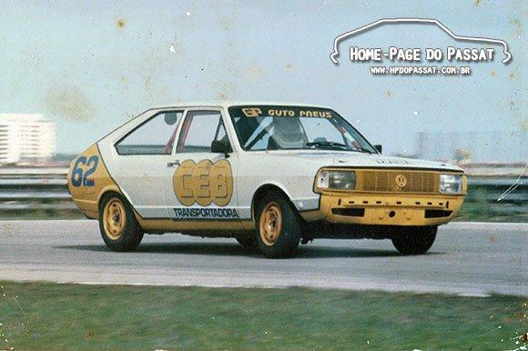 Gutenberg Baptista - Autódromo de Jacarepaguá, 1989
