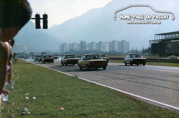 Grupo N - Autódromo de Jacarepaguá, 1989