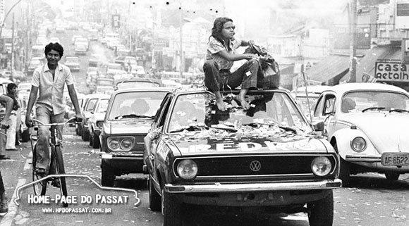 Comemoração pela criação do estado do Mato Grosso do Sul, 11 de outubro de 1977