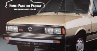 Passat GTS 83 com rodas originais