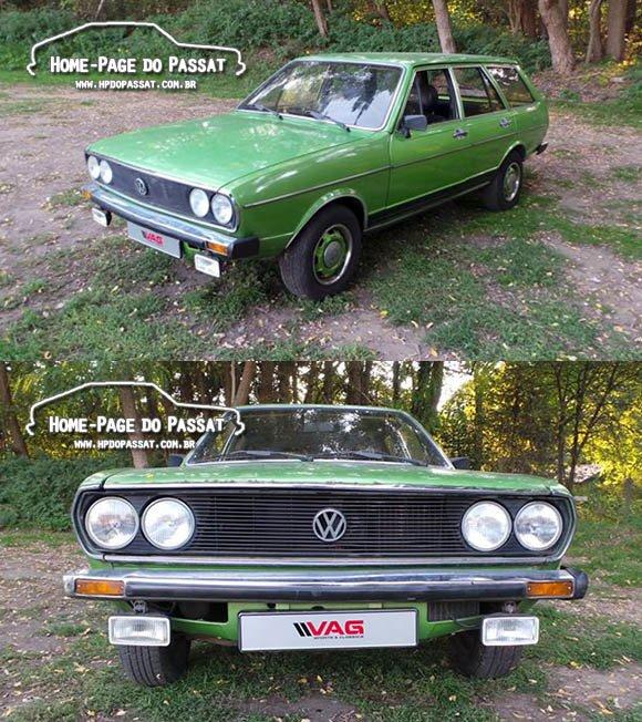 Passat Variant 1976
