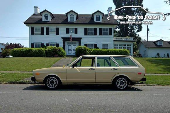 Dasher Wagon 1977