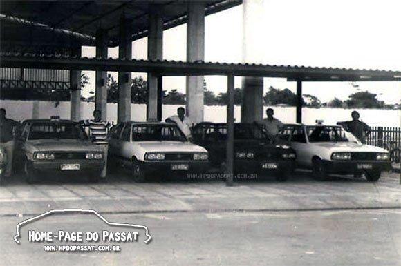 Táxi Passat em Fronteira - MG