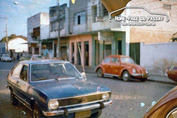 Cruz das Almas - 1977