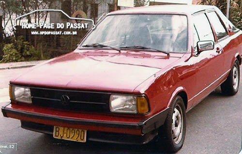 Passat Dacon 180S