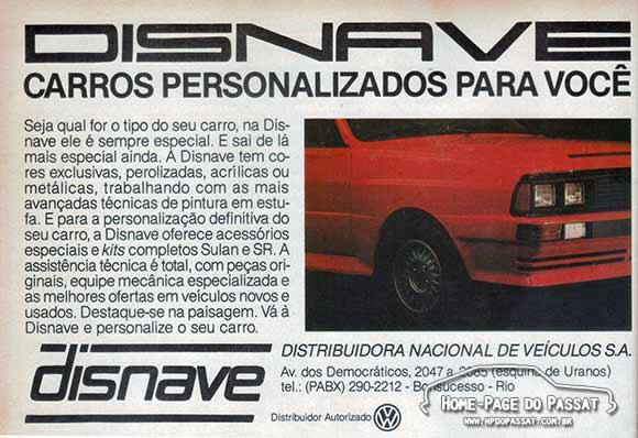 Passat Audi Quattro - Disnave