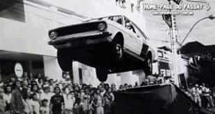 São Leopoldo, 1974 - Lançamento do Passat