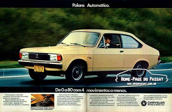 Dodge Polara automático