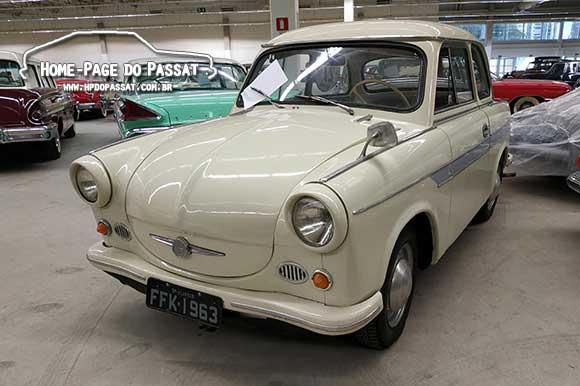 Village Classic Cars 2019 - Trabant 600 1963